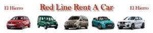 Autovermietung Red Line Rent A Car Mietwagen El Hierro