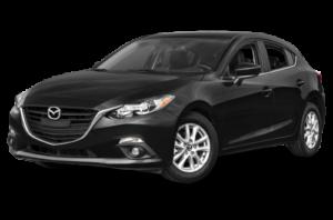 Mazda 3 Sedan Automatic - El Hierro Car Rental