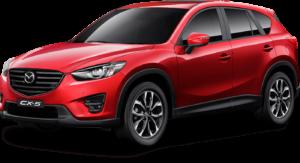 Mietwagen Mazda CX5 - Fuerteventura Car Rental