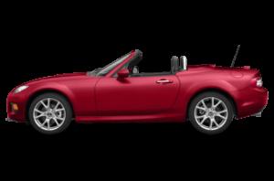 Mietwagen Mazda MX-5 Autovermietung Red Line Rent a Car El Hierro