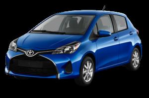 Toyota Yaris - El Hierro Car Rental
