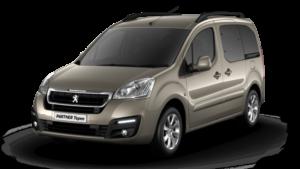 Mietwagen Peugeot Partner GPS Autovermietung Red Line Rent a Car El Hierro