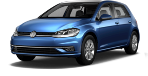 VW Golf - Red Line Rent a car Car Rental