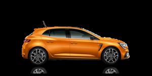 Mietwagen Renault Megane Automatik - Autovermietung Teneriffa