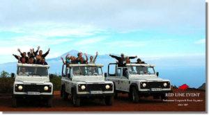 Jeep Safari Teneriffa – La Gomera – El Hierro