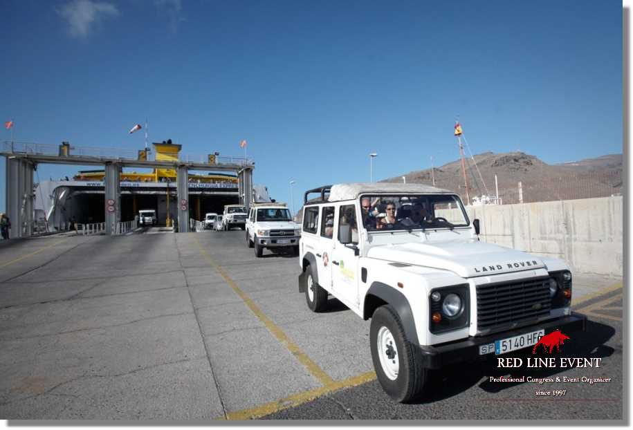 red line teneriffa jeep safaris la gomera 01