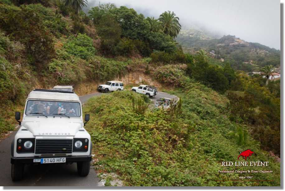 red line teneriffa jeep safaris la gomera 04