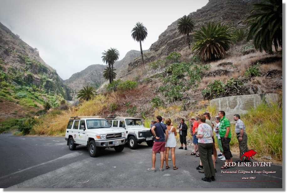 red line teneriffa jeep safaris la gomera 05