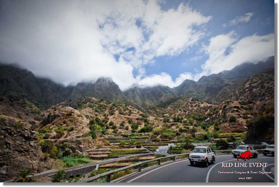 red line teneriffa jeep safaris la gomera 06