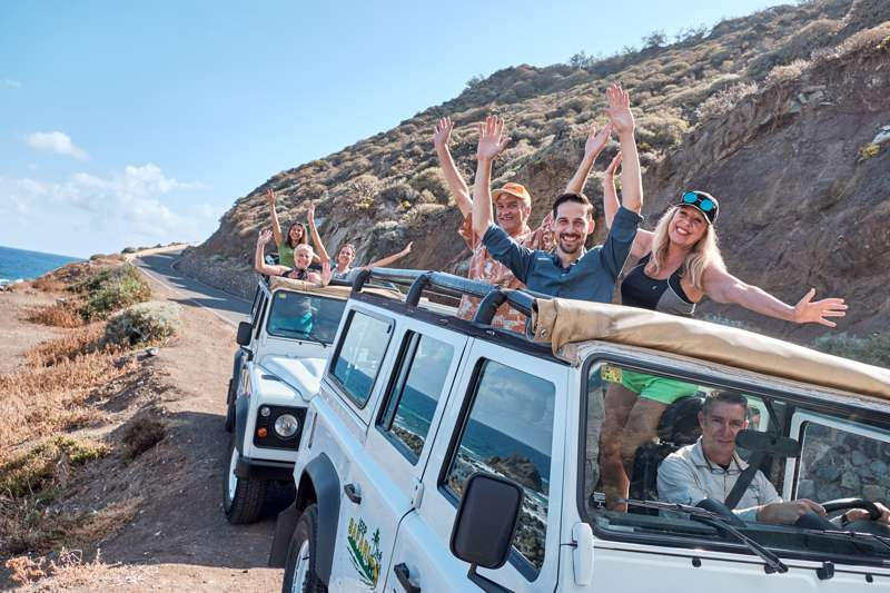 red line teneriffa jeep safaris teide 06