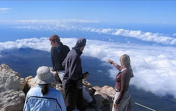Teneriffa Donnerstag Wandertour Teide