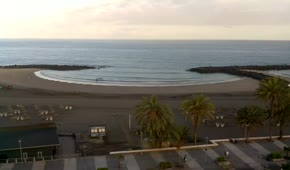 Live Webcam Playa de Troya