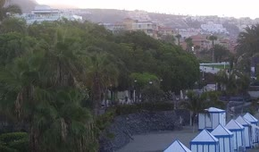 Live Webcam Playa del Duque