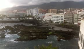 Live Webcam Puerto de la Cruz