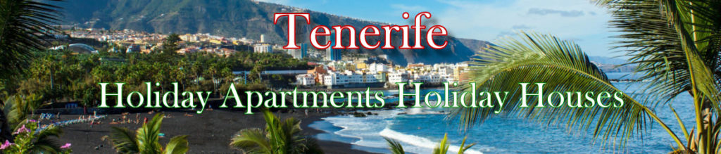 Tenerife Holiday Apartments Holiday Houses