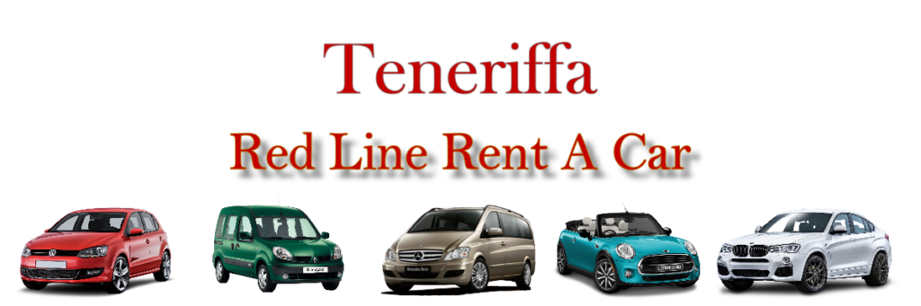 Car Rental Tenerife - Red Line Renta Car Tenerife