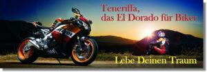 Teneriffa Motorrad-Verleih; Motorrad-Touren.