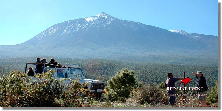 Jeep Safari Tenerife - La Gomera - El Hierro
