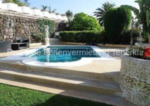 Teneriffa - Schönes Luxus-Ferienhaus mit Privatpool und Garten in Santa Ursula