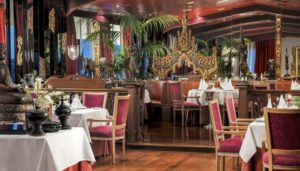 Luxushotel Botánico Restaurant El Oriental
