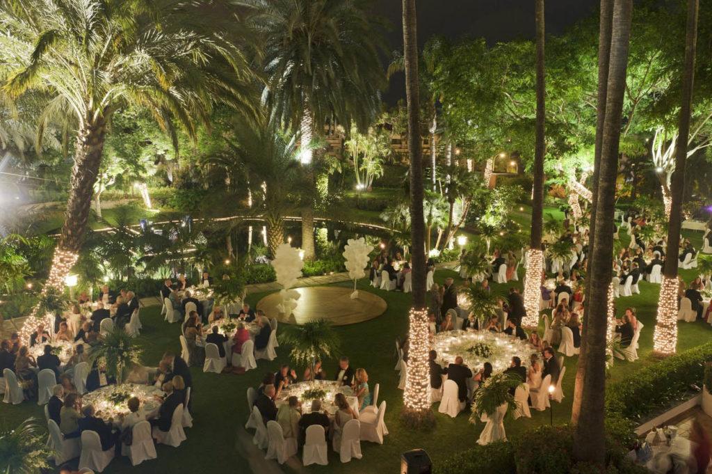 Luxushotel Botánico Event