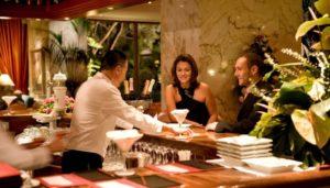 Luxushotel Botánico Restaurant Bar Hall