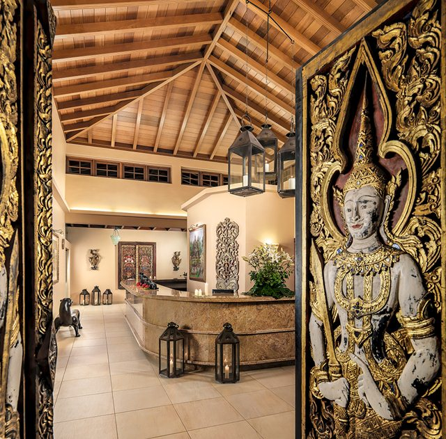 Luxushotel Botánico - The Oriental Spa Garden - Goldener Drache Ritual