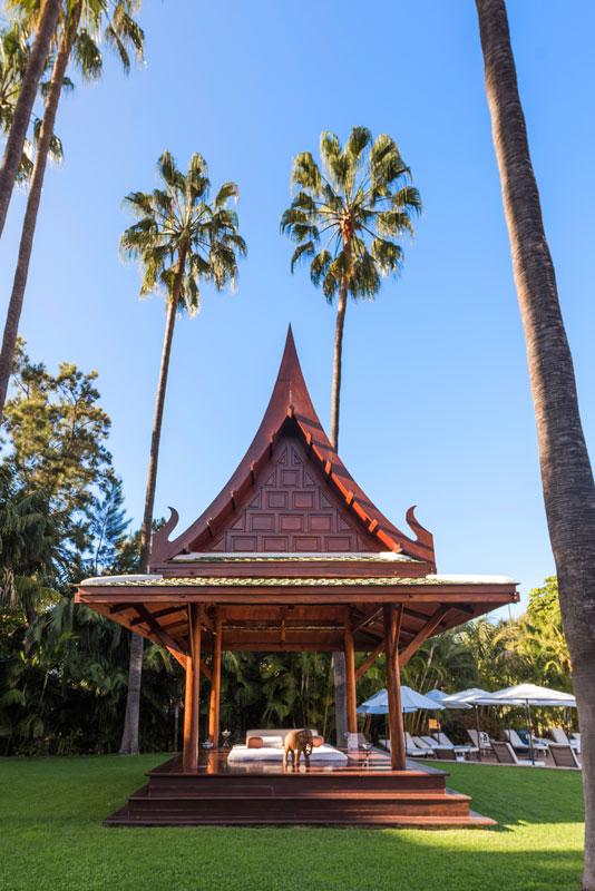 Luxushotel Botánico - The Oriental Spa Garden - Polinesisches Ritual