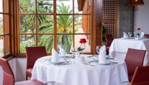Luxushotel Botánico Restaurant The Slim