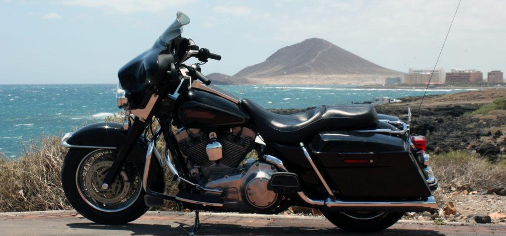 Harley-Davidson Electra Glide Vermietung Teneriffa