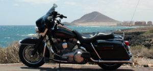 Teneriffa Harley-Davidson Electra Glide Vermietung