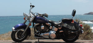 Teneriffa Harley-Davidson Heritage Softail Vermietung