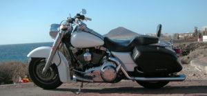Teneriffa Harley-Davidson Road King Verleih
