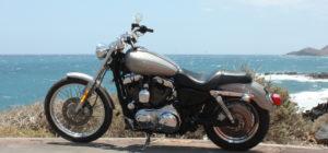 Harley-Davidson Sportster Custom Verleih